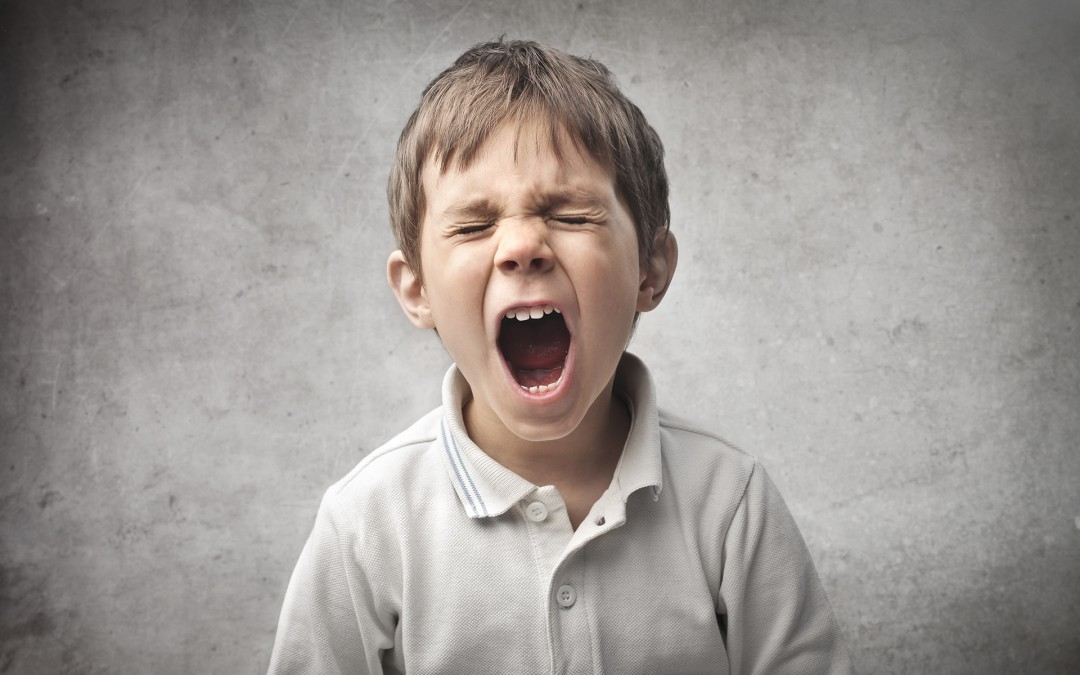 Εκρήξεις θυμού