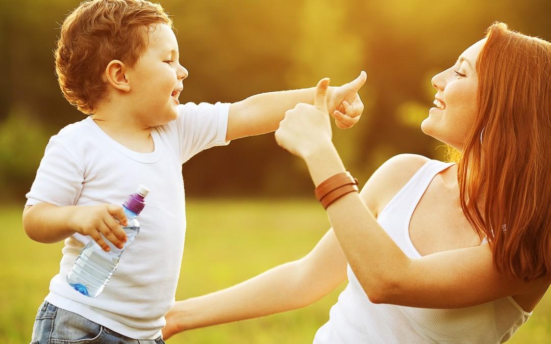 2-4 ετών: Πώς να ενισχύσω την εξέλιξη λόγου και ομιλίας στο παιδί μου;
